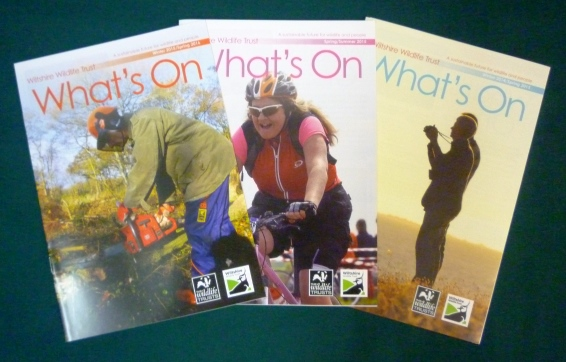 Whats On Membership Pack © WWT