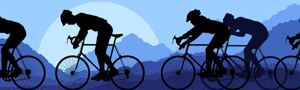 Cyclists 3 Copyright kstudija  123RF Stock Photo