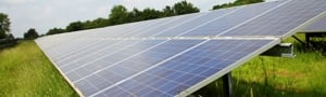Chelworth Solar Panels © Ralph Harvey