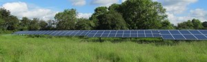Chelworth solar array © Steve Webb