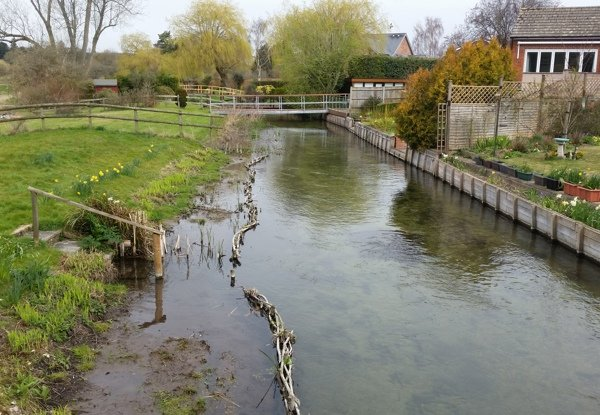 5. Hampshire Avon - Garden Meets River Edge