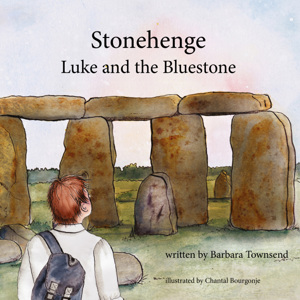 Stonehenge- Luke and the Bluestone