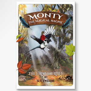 Monty the Magical Magpie