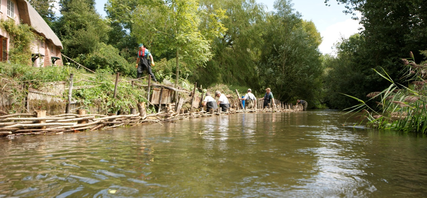 Wessex Chalk Streams Project
