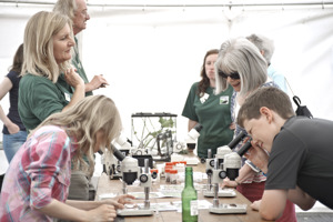 Earthworm Identification Weekend